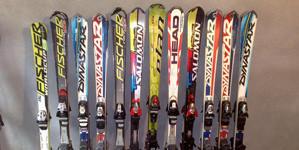 najam skijaške opreme